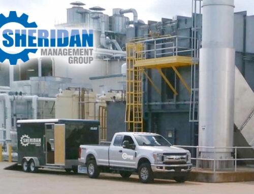 Sheridan Management Group, LLC., celebrates two-years of serving Industrial clients